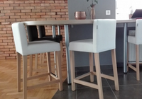 """How to choose bar stools for the kitchen - inspirations and interiors"""